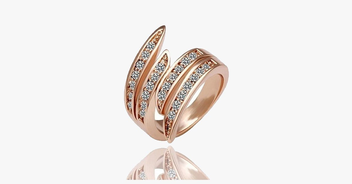 Angel Promise Ring - FREE SHIP DEALS