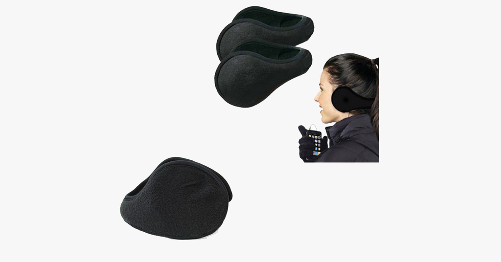 Fleece Winter Earmuff - FREE SHIP DEALS
