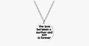 Mother and Son is Forever Bracelet