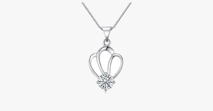 Crown Silver Pendant - FREE SHIP DEALS