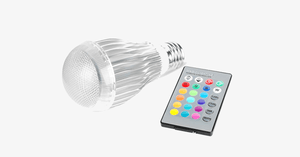 Magic Color Changing LED Light Bulb with Remote Control - FREE SHIP DEALS
