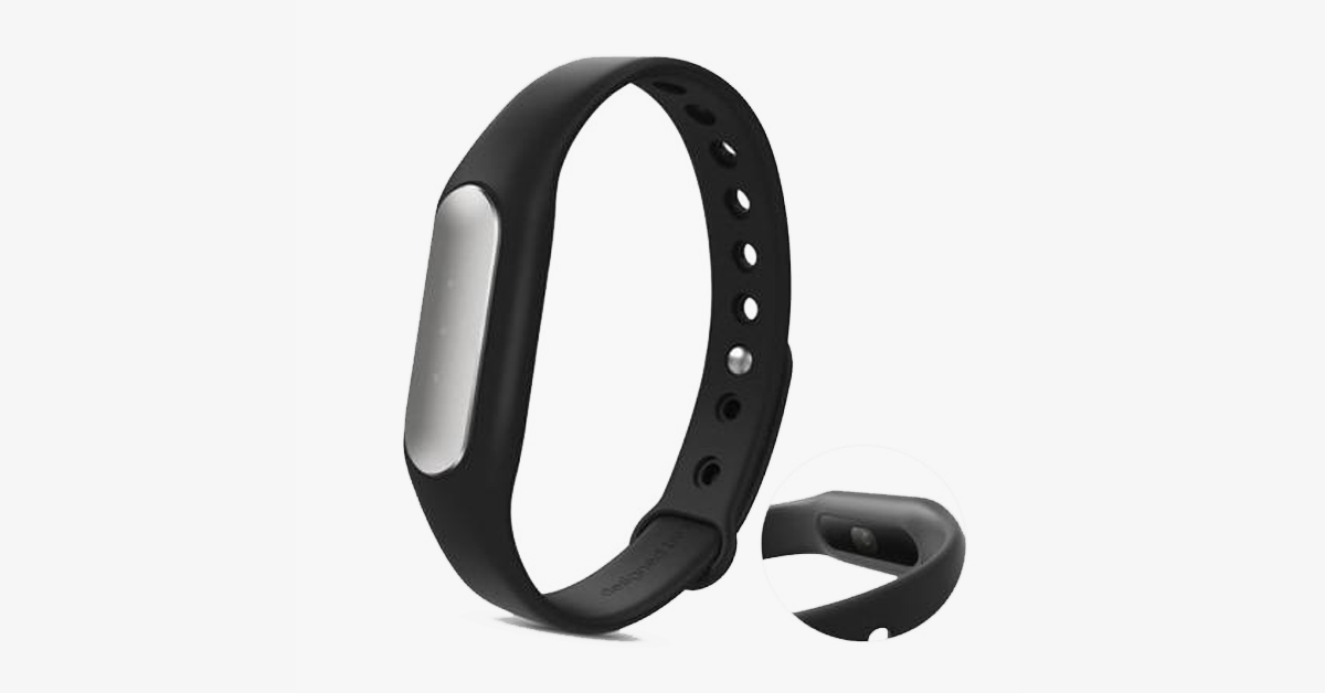 Heart Rate Wristband With White LED - FREE SHIP DEALS