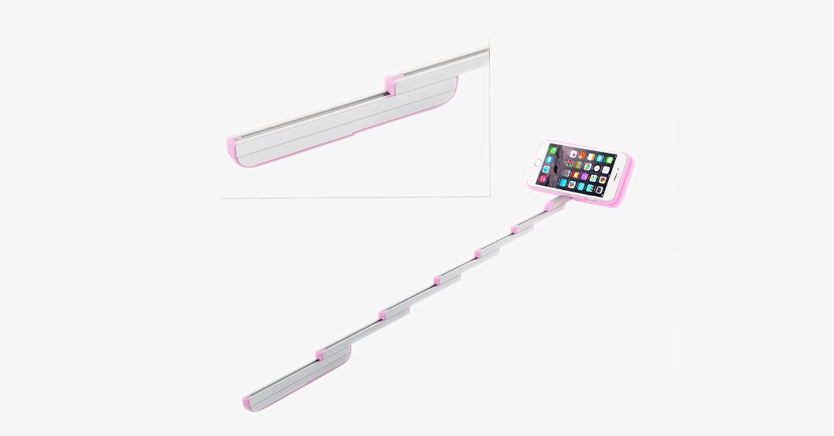 Easy Slide Selfie Stick IPhone 6/6s Case - FREE SHIP DEALS