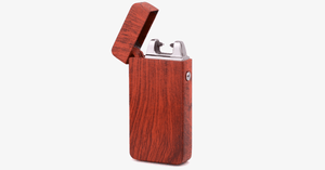 Mahogany Rechargeable Windproof Lighter