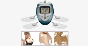 8 Mode Electronic Pulse Slimming Body Massager - FREE SHIP DEALS