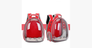 Bubble Pet Carrier Travel Backpack