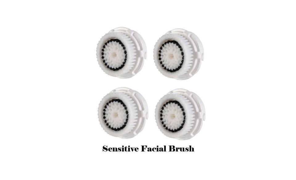 Compatible Facial Brush Head