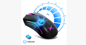 Delux Gaming Mouse