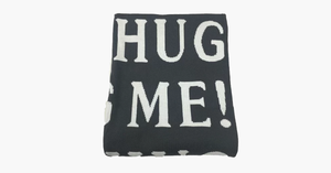 Hug me Throw Blanket and Cushion Set