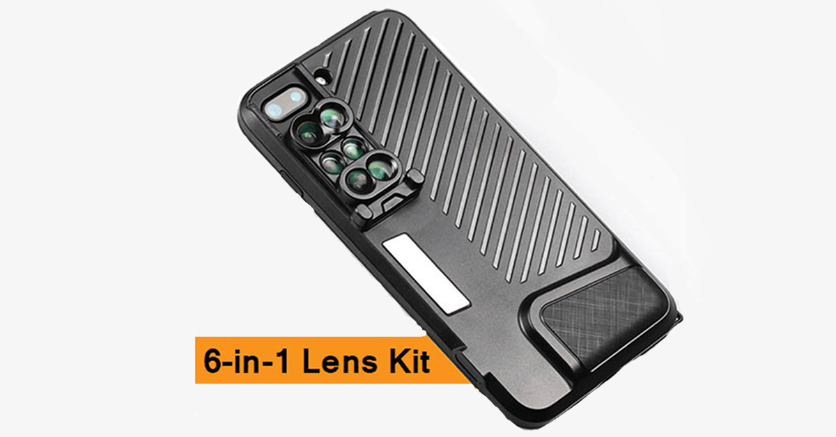 6-in-1 Lens Kit for iPhone 7 Plus - FREE SHIP DEALS