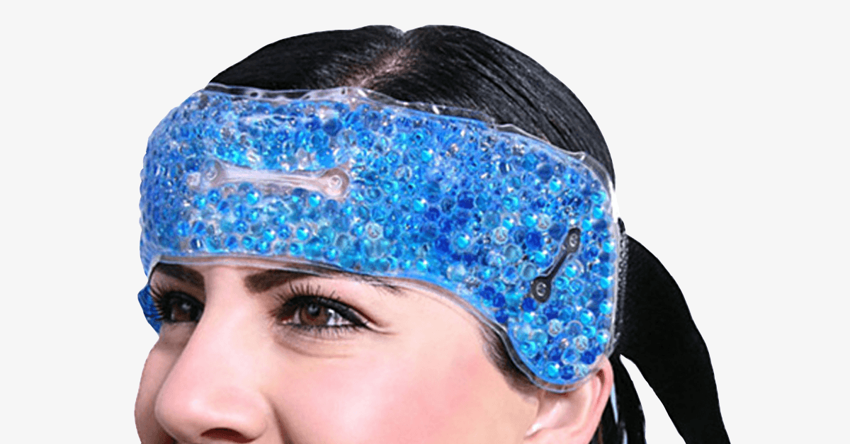 Migraine Relief Wrap - FREE SHIP DEALS