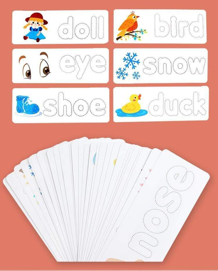 Letter Recognition Spelling Game