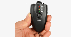 Mini Alcohol Breathalyzer with Flashlight and Key Chain - FREE SHIP DEALS