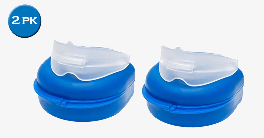 2 Pack - Stop Snoring Mouth Guard - FREE SHIP DEALS