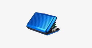 Aluminum RFID Blocking Wallet - FREE SHIP DEALS