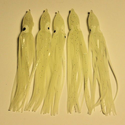 Tasman Tackle 10 cm Lumo Skirts