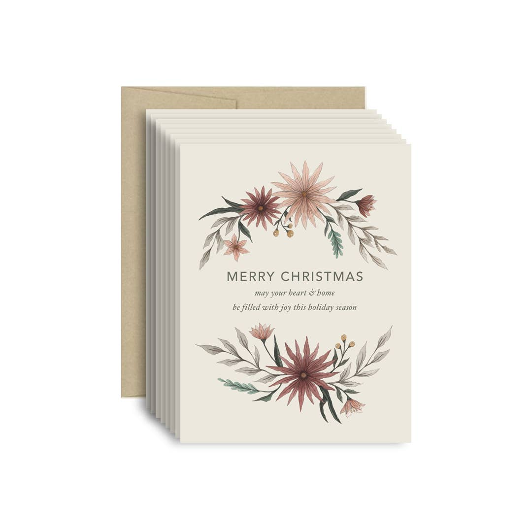 Finch & Fleur - Heart and Home - Box Set of 8