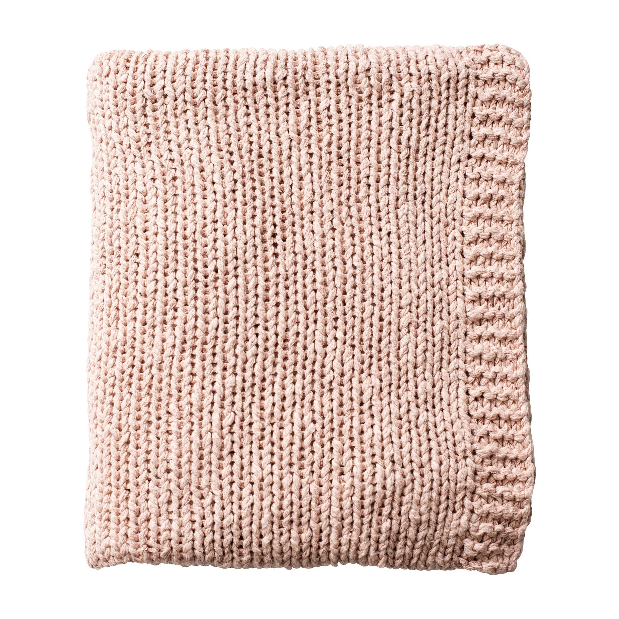 Zestt - Organic Cotton Slub Knit Throw