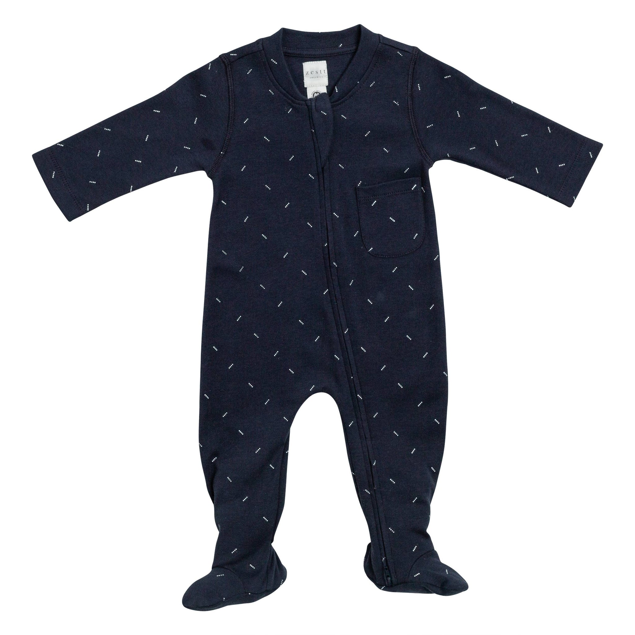 Zestt - ajj x zestt Organic Cotton Everyday Sleeper - Four Dot