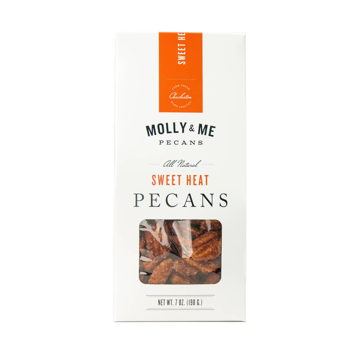 Molly and Me Pecans - Sweet Heat Pecans