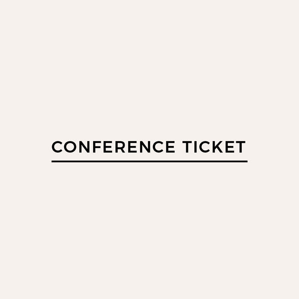 The Blessed Mama Convention Conference Ticket