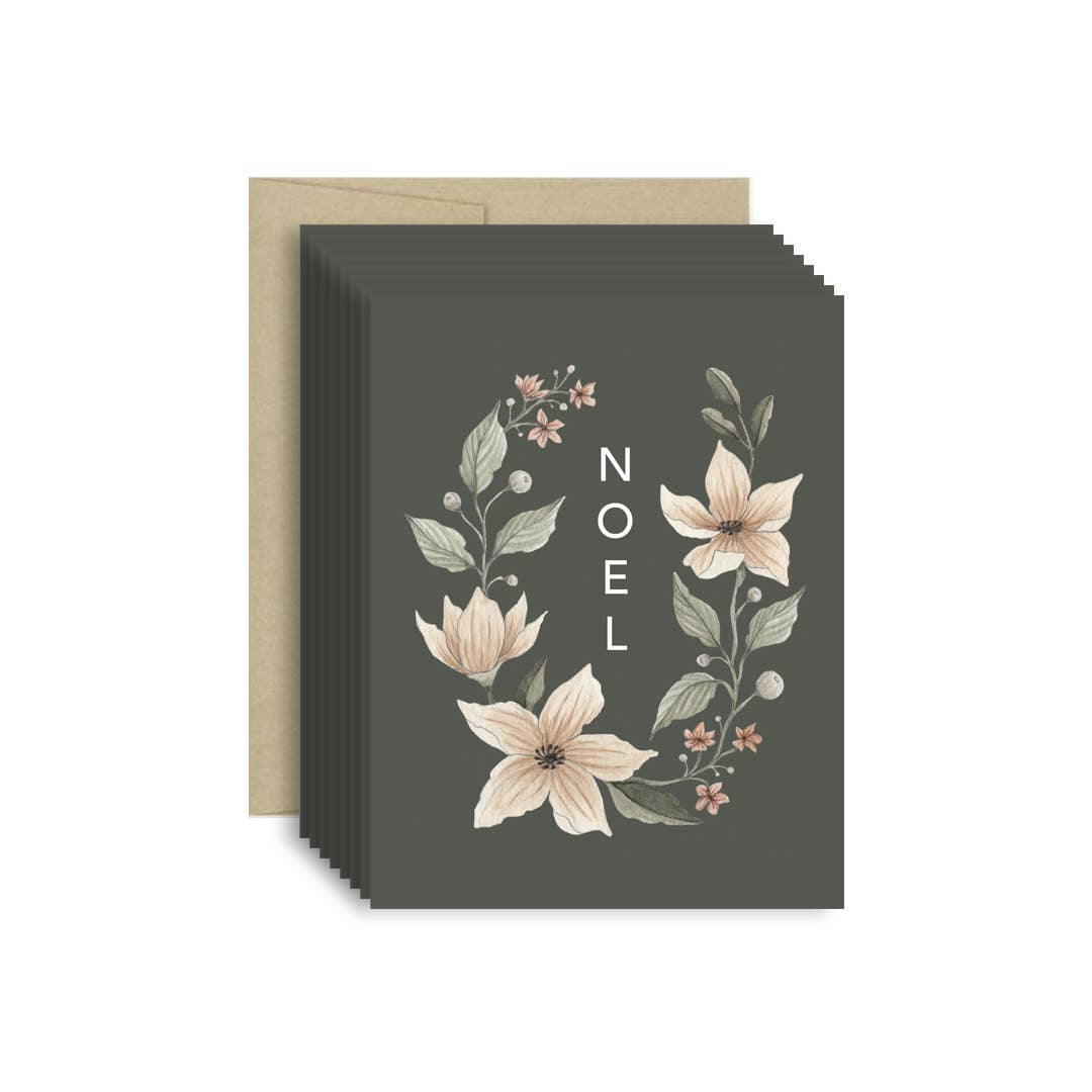 Finch & Fleur - Noel Wishes - Box Set of 8