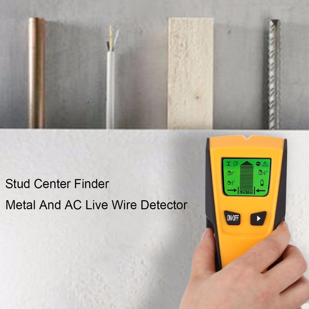 Live Wire Wall Stud Finder, wood stud finder