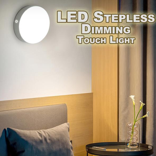 LED Hero Stepless Dimming Touch Light