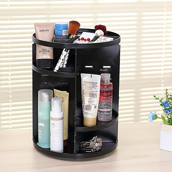 360° Degree Rotating Make up Organizer