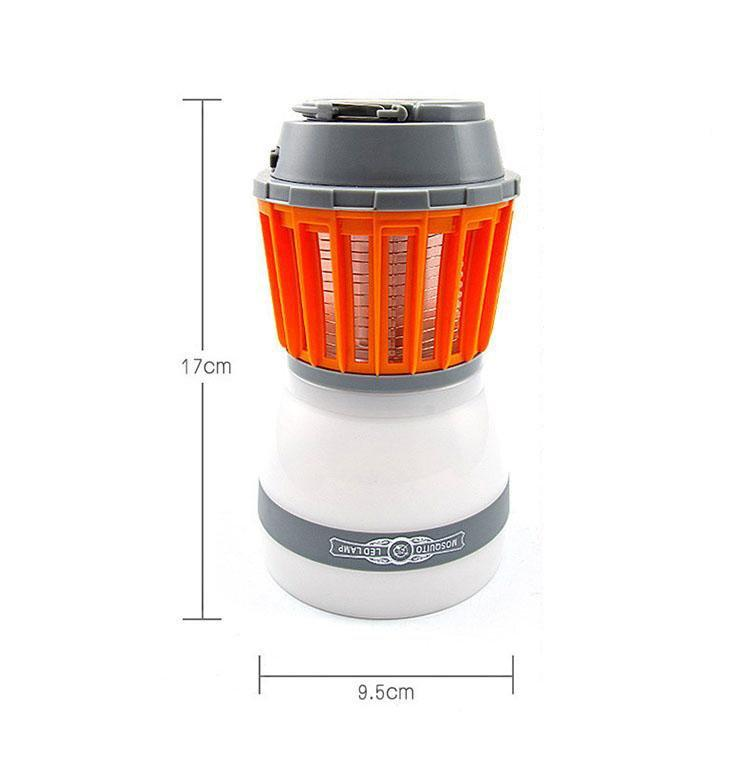 Solar LED Light Mosquito Killer Fly Bug Insect  Light-Solar LED Mosquito Killer Fly Bug Insect