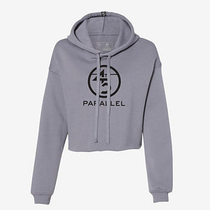 WOMEN'S CROPPED HOODIE - 45th Parallel