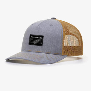 45TH SNAPBACK TRUCKER HAT - 45th Parallel