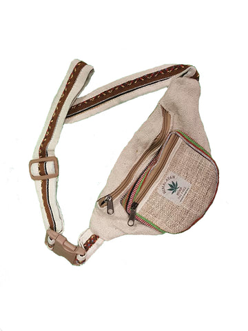 Hemp & Cotton Belt Bag