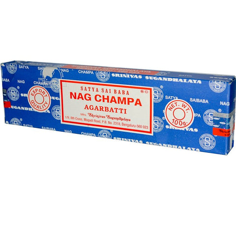 Sai Baba Nag Champa Incense Sticks 100 gm