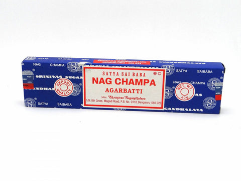 Sai Baba Nag Champa Incense Sticks 40 gm
