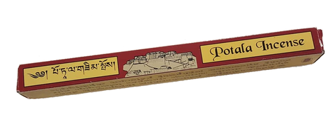 Potala Incense - 10 inch