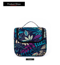 Load image into Gallery viewer, TROPICAL NEON COSMETIC BAG | PRINT