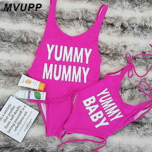 YUMMY MUMMY ONE PIECE | PINK