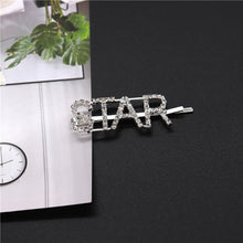 Load image into Gallery viewer, STATEMENT HAIR PINS | CRYSTAL