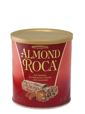 10 oz ALMOND ROCA Canister