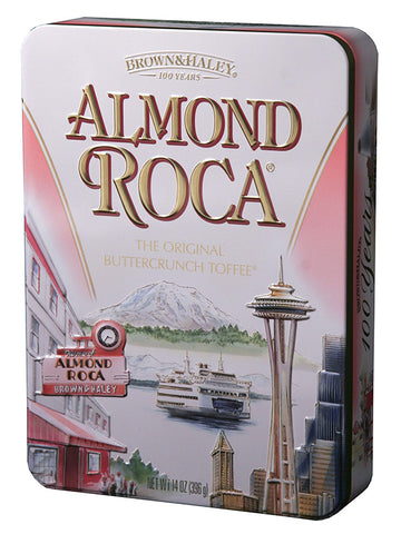 14 oz ALMOND ROCA Keepsake Tin