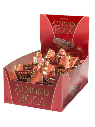 1 piece ALMOND ROCA - 48 Piece Caddy