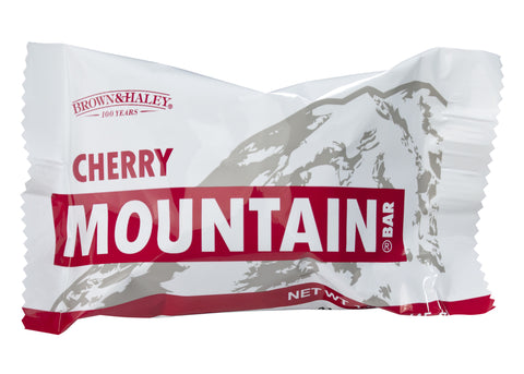 1.6 oz CHERRY MOUNTAIN BAR - Case of 15 Bars