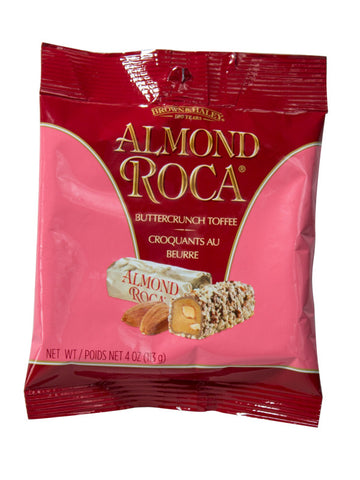 4 oz ALMOND ROCA Hang Bag