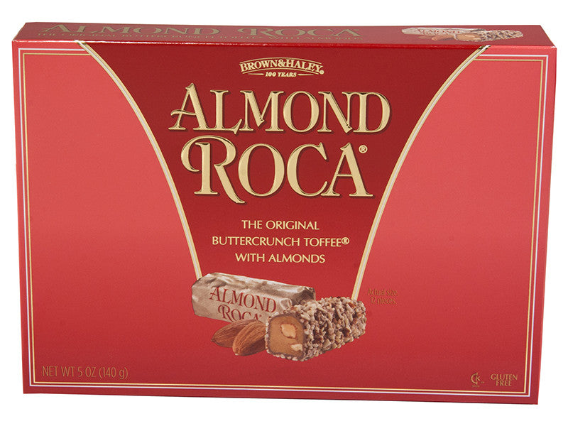 5 oz ALMOND ROCA Box
