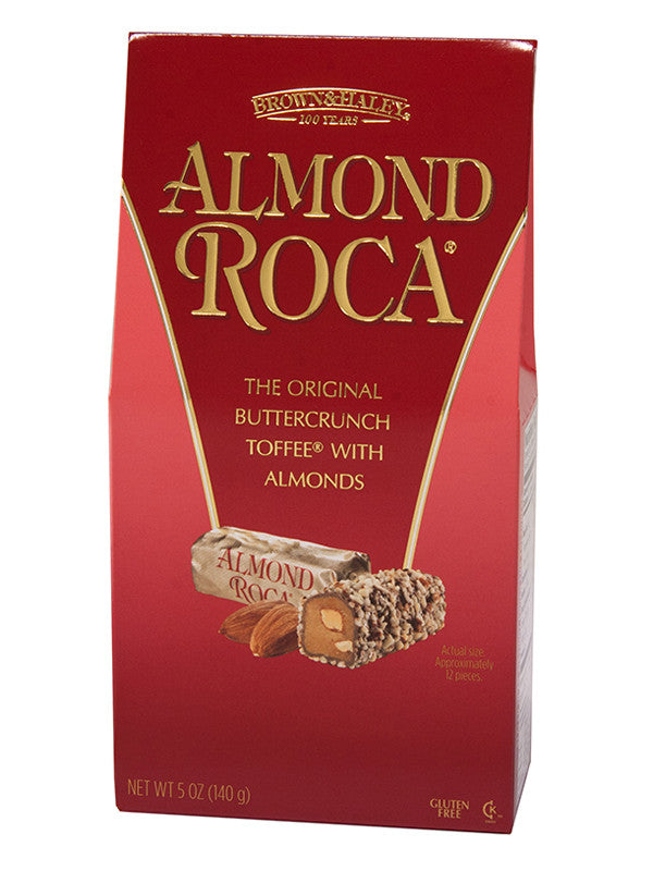 5 oz ALMOND ROCA Stand-up Box