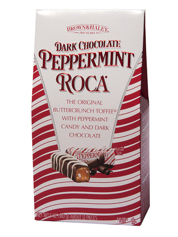 5 oz PEPPERMINT ROCA Stand-up Box