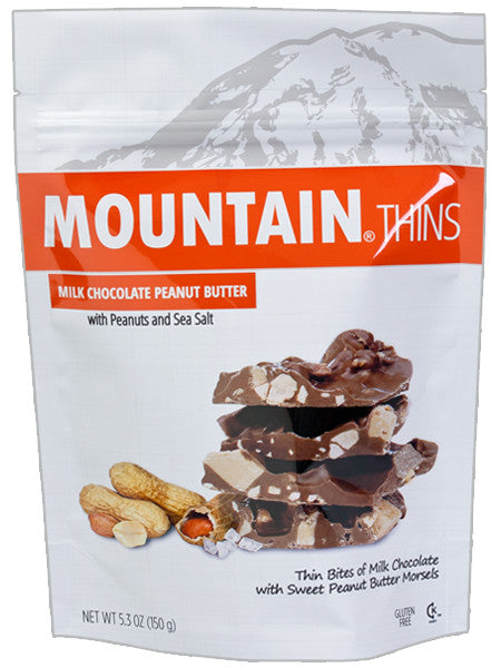 5.3 oz Peanut Butter MOUNTAIN THINS