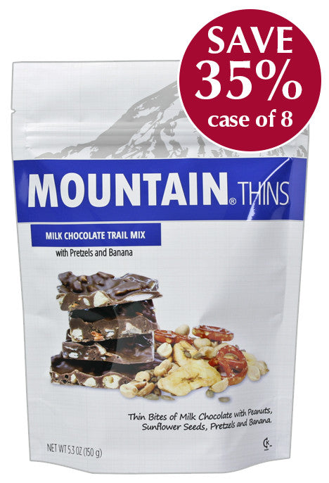 5.3 oz Trail Mix MOUNTAIN THINS - Case of 8 Pouches