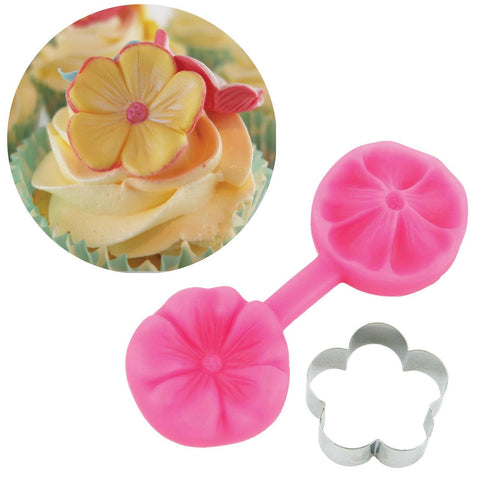 Blossom Cutter & Mould Set